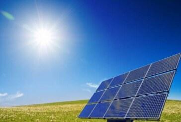 Snabb tillväxt för solenergi