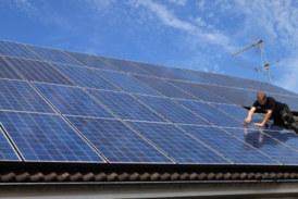 Kraftig ökning av solceller på villor