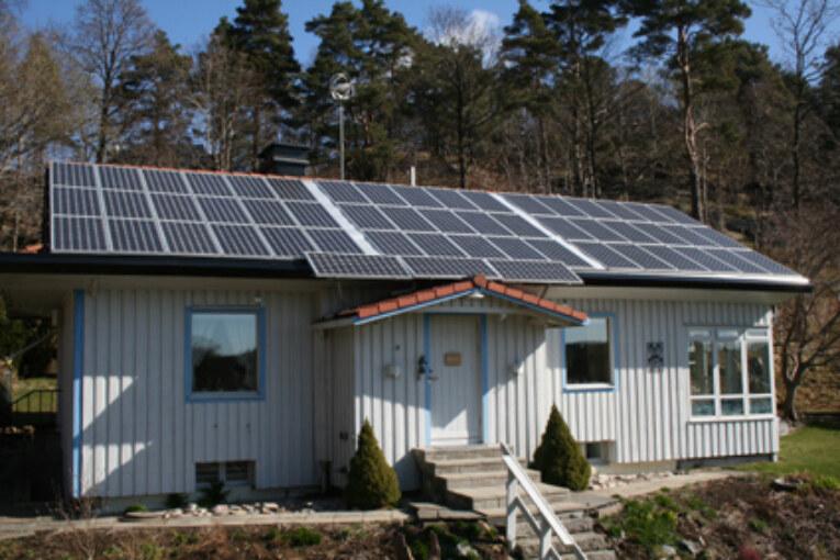 Solceller på huset. Så planerar du din installation.