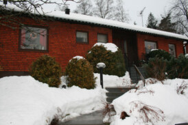 Minska husets energispill i vinter