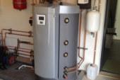 Styr uppvärmningen med ackumulatortank