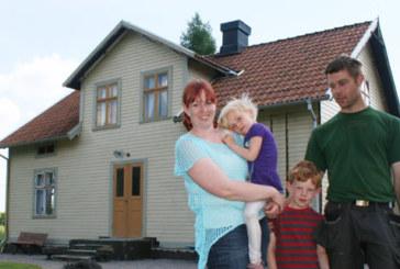 Energiklok gård med byggnadsvård!