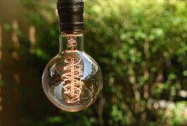 Vintagelampor ersätts med LED-lampor