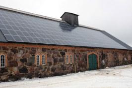 Forskning: Solceller effektivt i nordiskt klimat