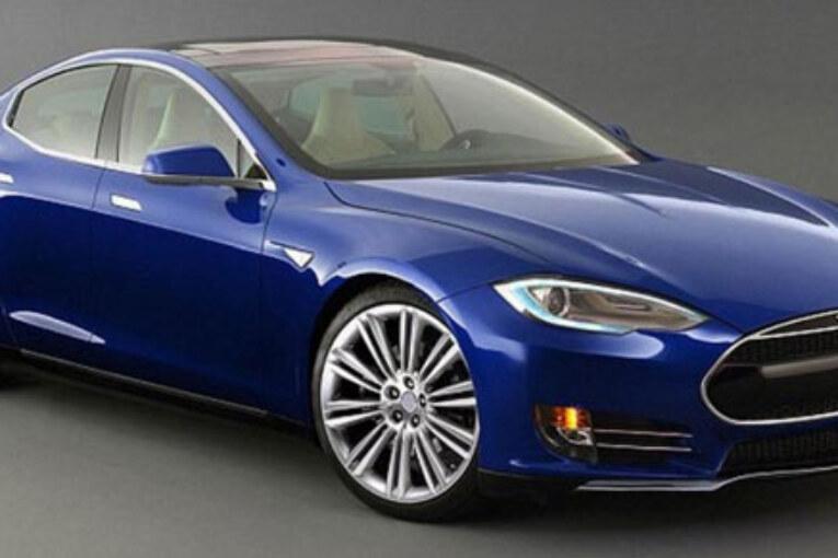 Teslas nya folkbil Model 3