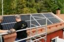 Stort intresse för att hyra solceller