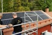 Solcellsinstallationer har blivit säkrare