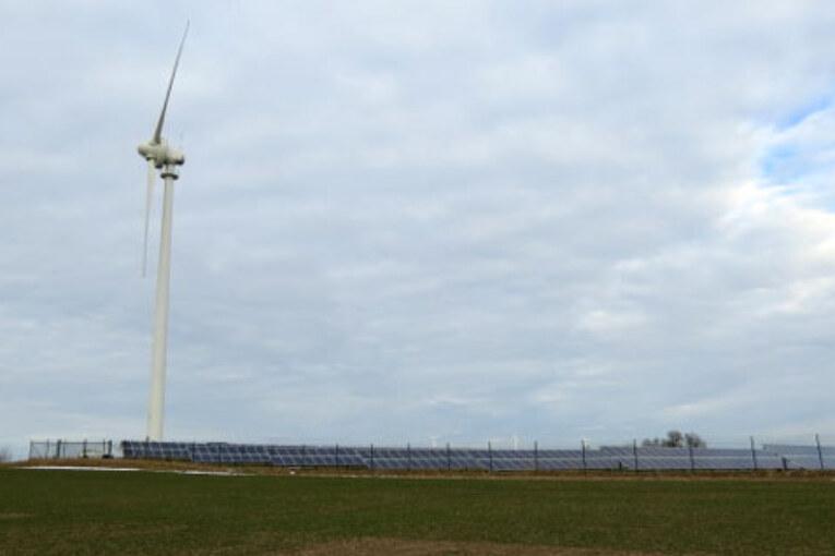 Lokalt energisystem etableras i Simris.