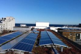 Stor ökning av solcellsanläggningar