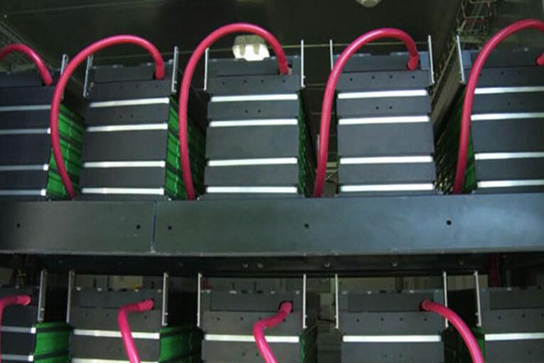 Batterier för energilagring