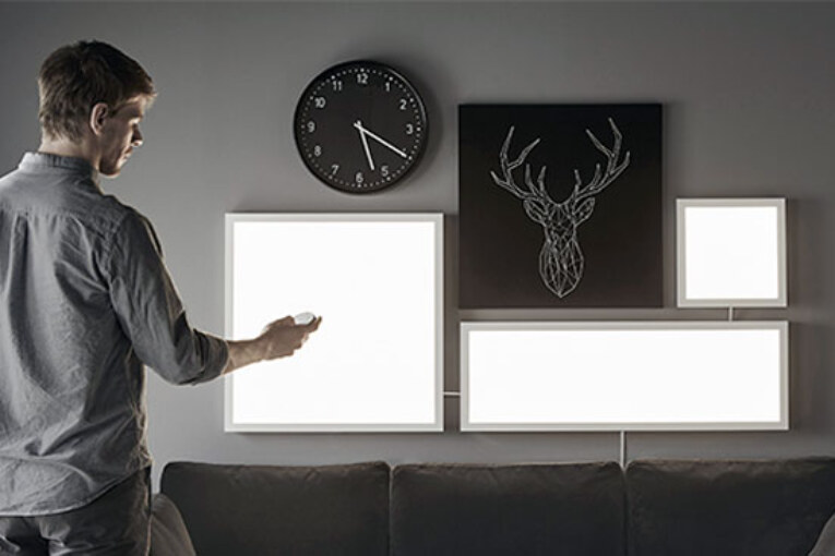 IKEA fortsätter satsning på smarta hem med ny app för att styra belysning.