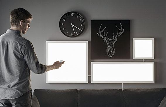 IKEA styr vidare med smart belysning Blienergiklok.se