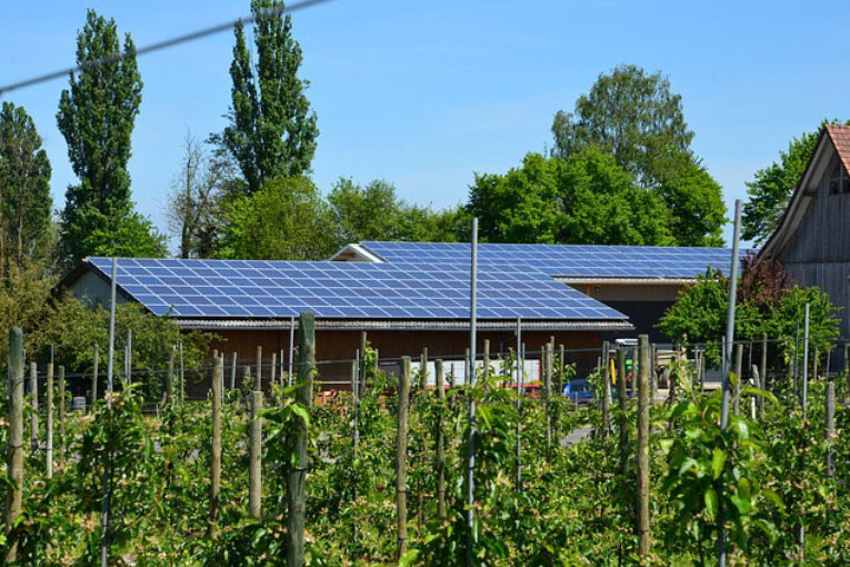 Investera i solceller