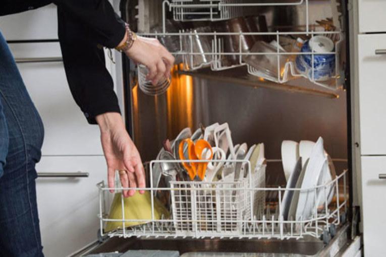 Diskmaskin med värmepump halverar elanvändningen