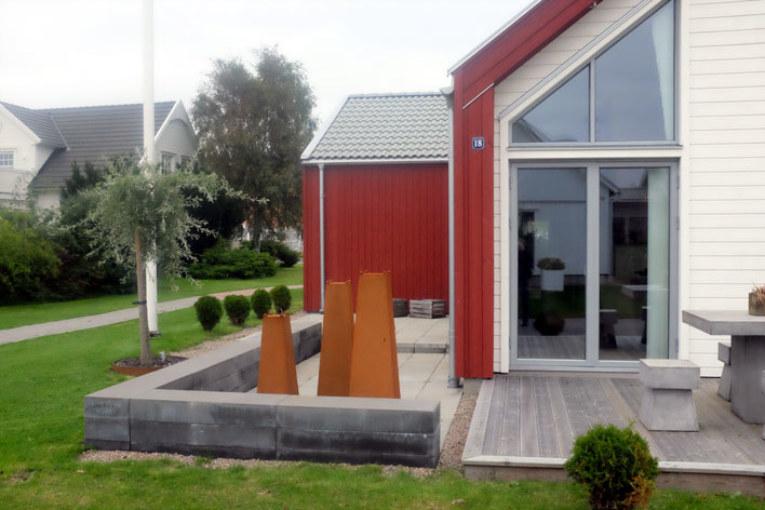 Nybyggt. Energikrav för nya hus kan skärpas.