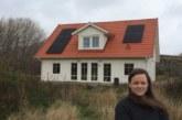 De valde hus med gröna lösningar