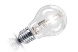 Halogenlampor – hej då!